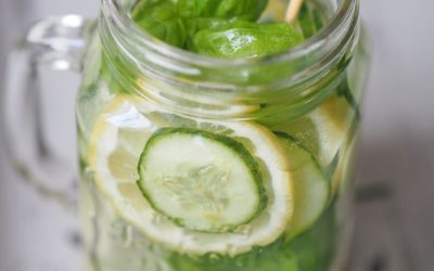 Infused Water: statt Langeweile gibt´s Frische im Glas!